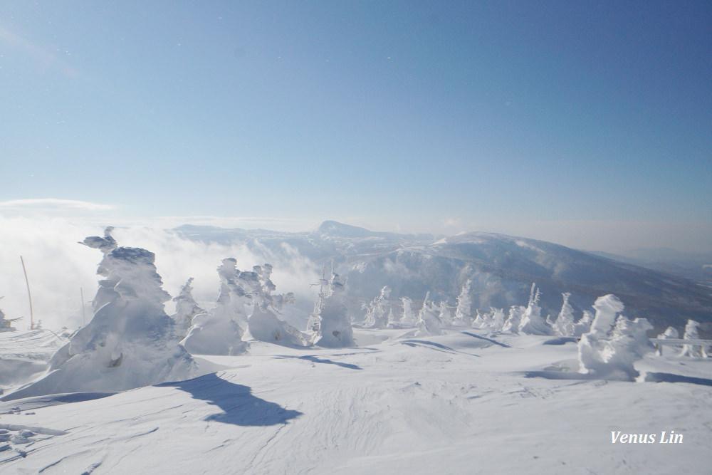 青森賞樹冰,八甲田山樹冰,日本三大樹冰,賞樹冰怎麼穿比較保暖