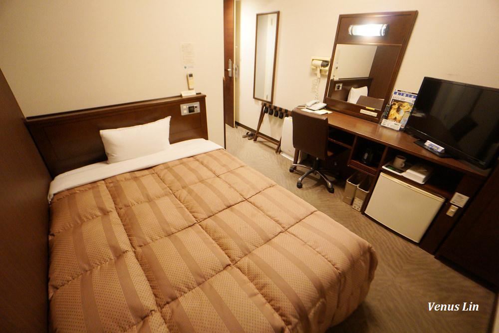 青森弘前車站飯店|Hotel Route Inn弘前站前店,弘前車站1分鐘,免費大浴場