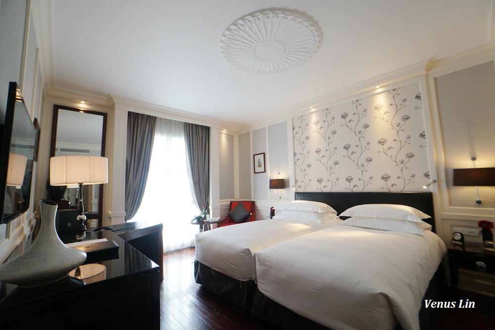 河內飯店|索菲特傳奇大都市飯店,百年經典老飯店,優雅的法式古典風情
