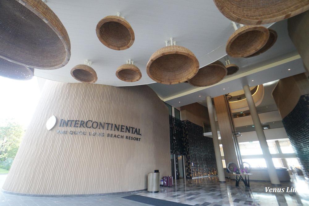 富國島飯店推薦,富國島自助,富國島洲際飯店,富國島長灘洲際度假飯店,富國島InterContinental,InterContinental