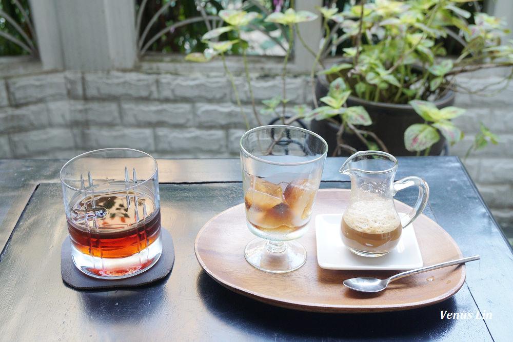 胡志明市咖啡館|The Yellow Chair Specialty Coffee,豪宅裡的咖啡館,咖啡很厲害