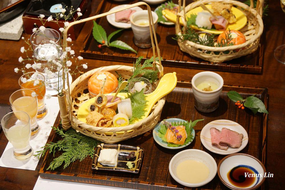 日光飯店|界川治-星野集團溫泉飯店,晚餐.早餐篇,餐點都很美味