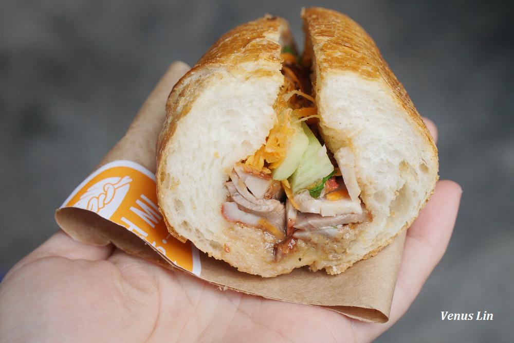 河內小吃|BANH MI 25,河內最好吃的越式法國麵包