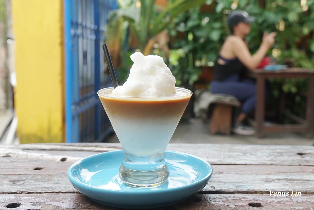 會安古城咖啡館|The Espresso Station,隱身在巷弄裡幽靜咖啡館