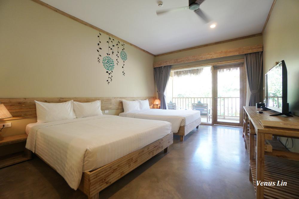 富國島飯店|Lahana Resort Phu Quoc,森林風的寧靜渡假飯店,近富國島夜市