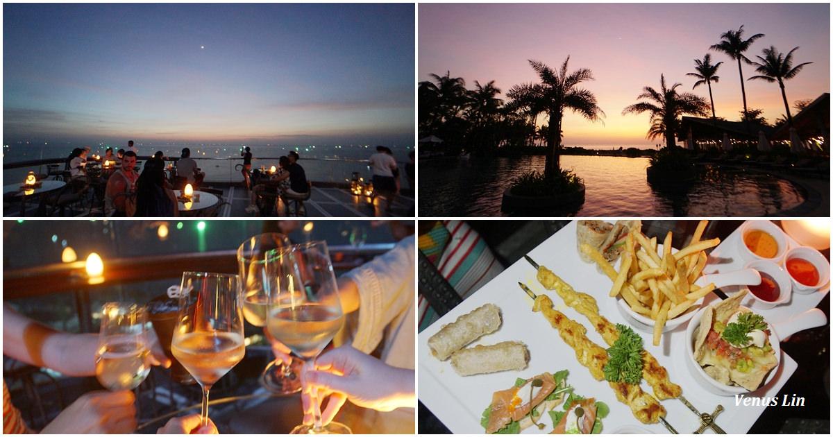 富國島洲際飯店|INK360富國島最高的高空酒吧、賞富國島最美夕陽