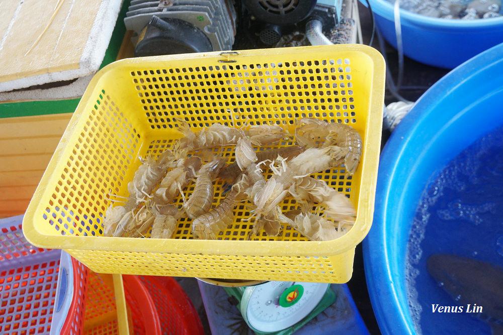 富國島水上漁港,富國島便宜海鮮,富國島吃海鮮,富國島漁港