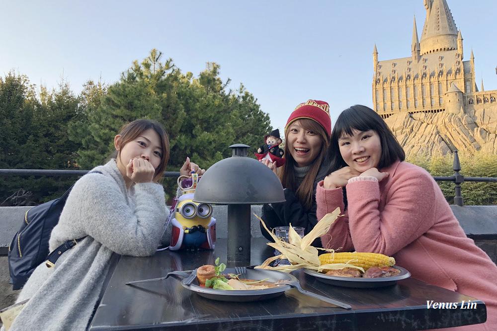 大阪環球影城|三根掃帚,走進哈利波特世界吃美食,不用排隊小秘密