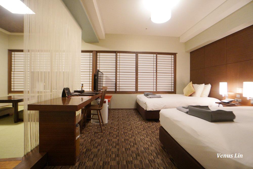 札幌飯店 Hotel Resol Trinity Sapporo,room service送現烤披薩太方便了