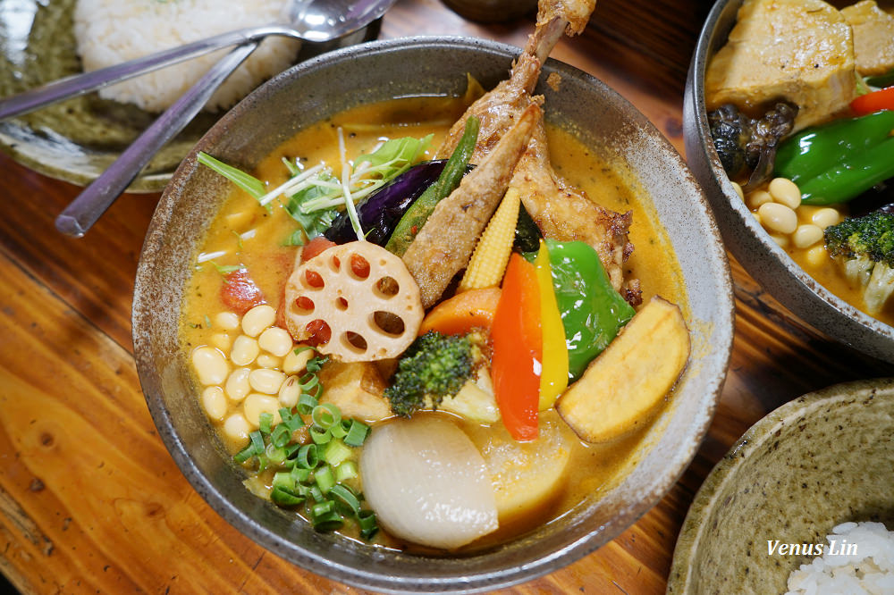 札幌湯咖哩|Rojiura Curry SAMURAI.さくら店二訪,不用排隊小秘密