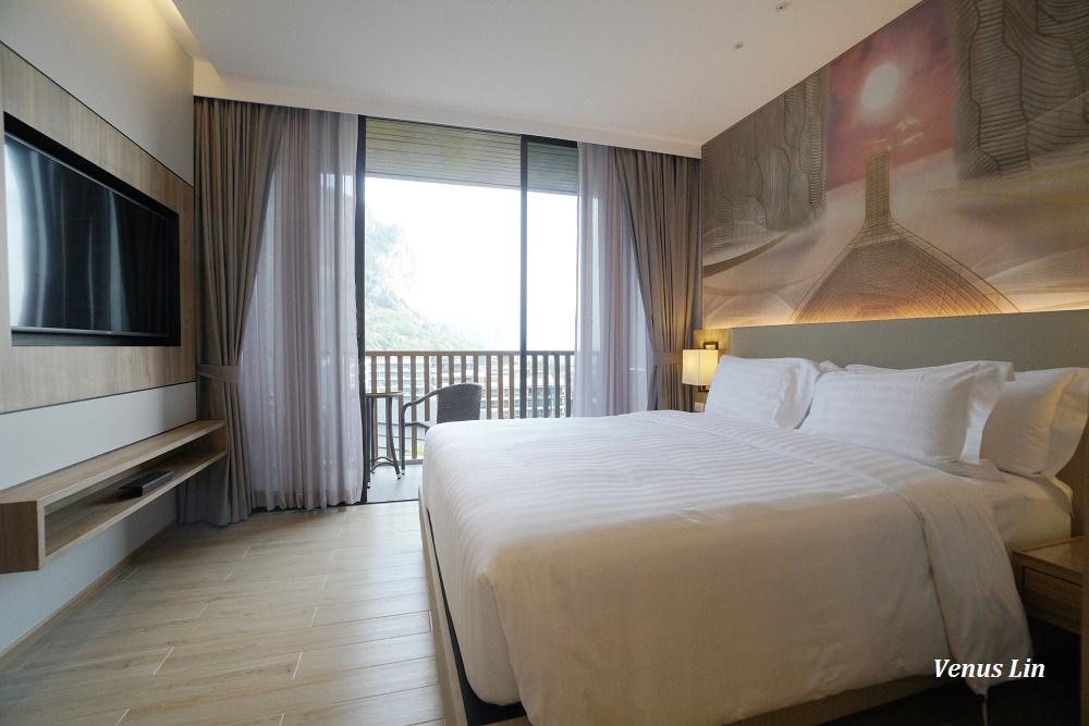 泰國喀比飯店|dusitD2 Ao Nang Krabi,超好地理位置近奧南海灘