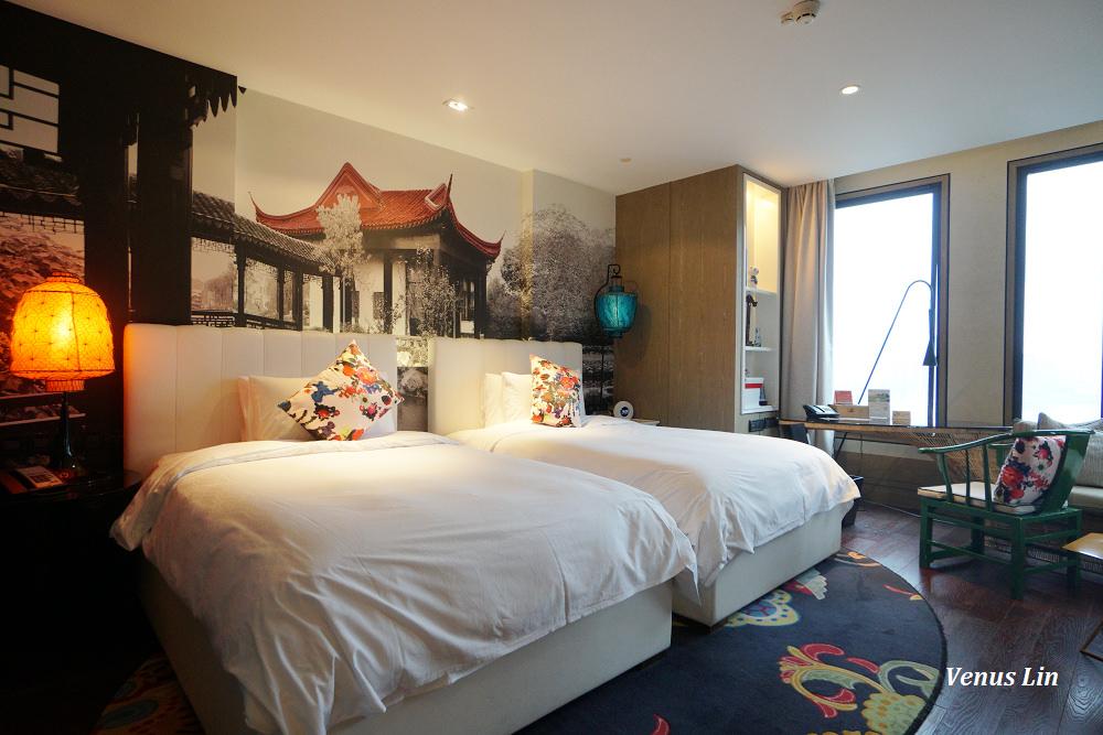 上海飯店|上海外灘英迪格酒店,時尚老上海設計,外灘無敵江景