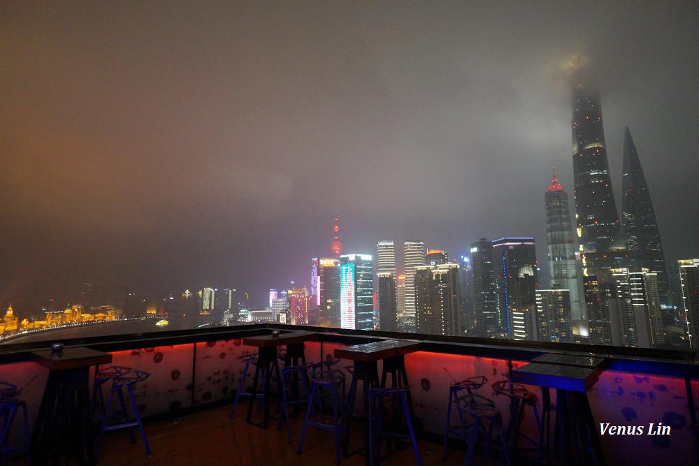 上海高空酒吧|恰酒吧 CHAR BAR,無敵外灘夜景@上海外灘英迪格酒店