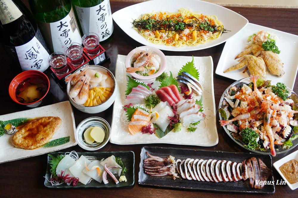 函館美食|きくよ食堂海灣店,金森倉庫周邊大口吃海鮮的最佳選擇