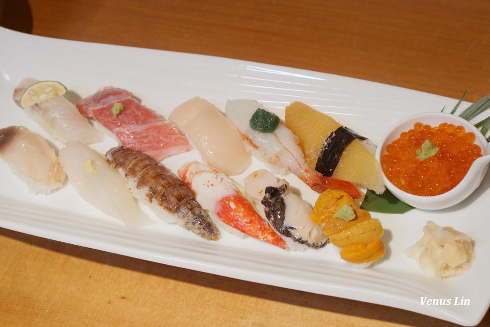 小樽美食|壽司田(すし田),不敢相信再度吃到極夢幻的鮭兒握壽司
