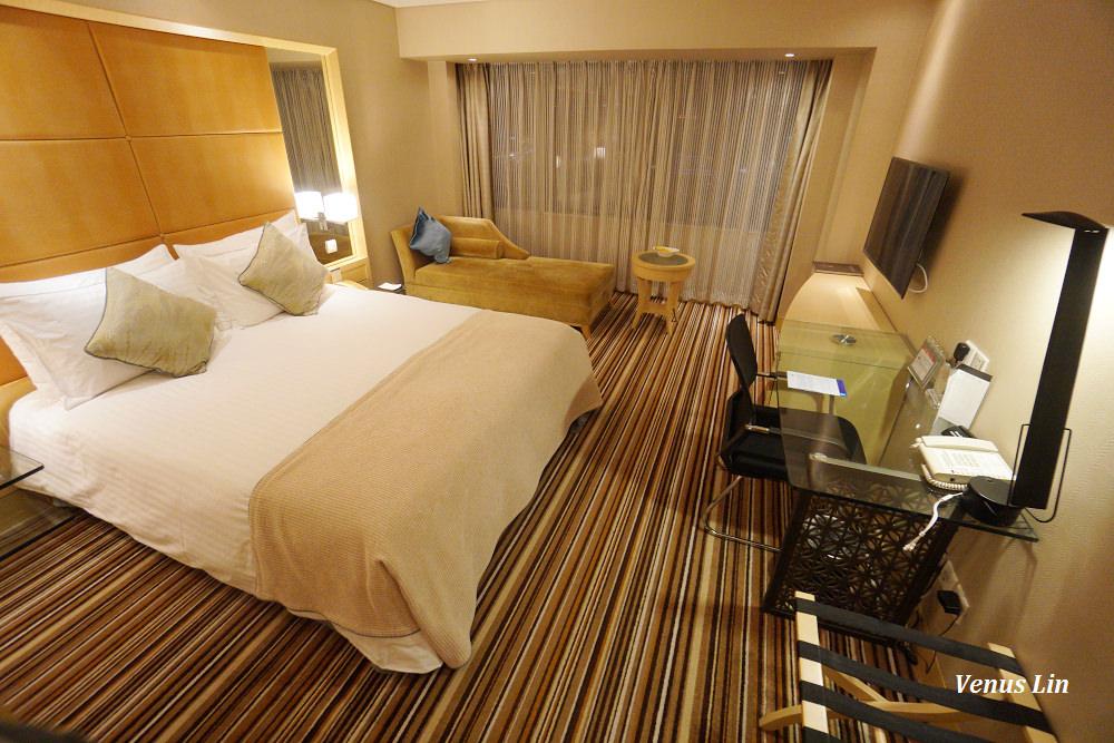 上海飯店|新錦江大酒店,淮海路上地點好.超高CP值的老字號五星飯店