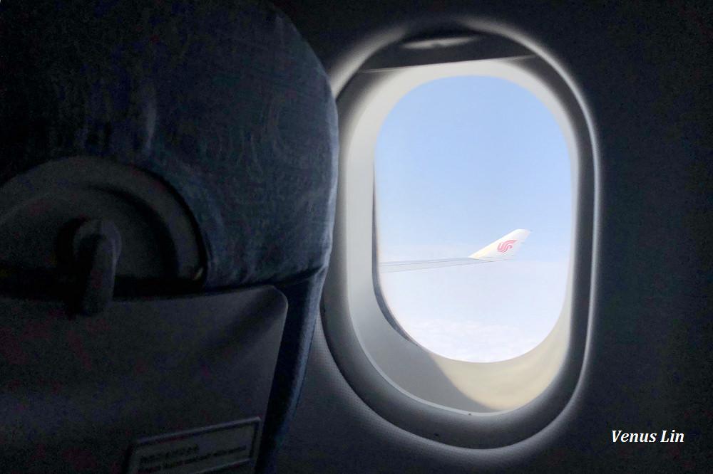 中國國際航空飛機餐,國航經濟艙飛機餐,中國國際航空飛上海,中國國際航空