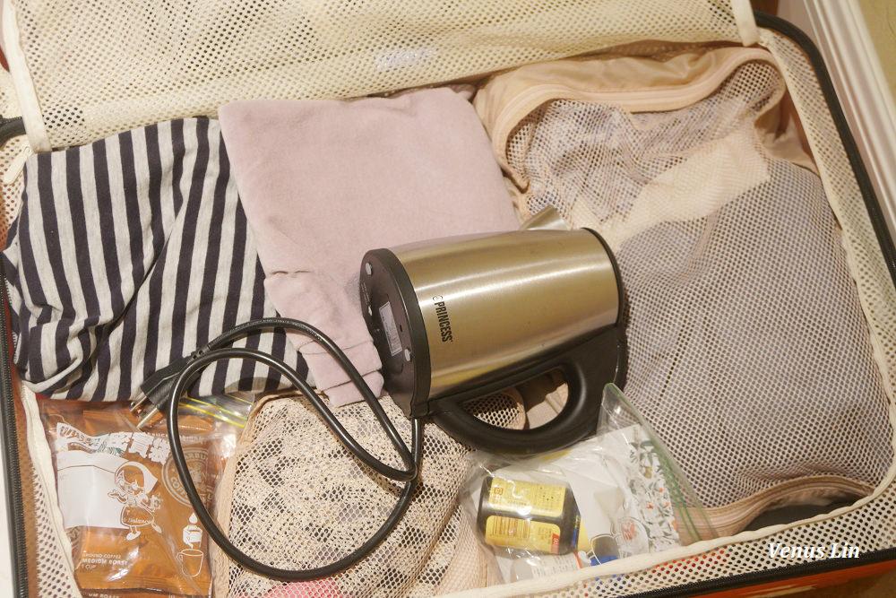 荷蘭公主0.5L雙電壓旅行用快煮壺,雙電壓快煮壺,迷你快煮壺,旅行用快煮壺推薦
