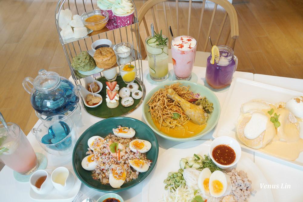 Lady nara 台北統一時代店,來信義區最新網美餐廳吃泰國菜