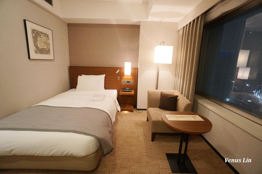 東京新宿飯店|小田急世紀南悅酒店,如果沒有預算考量來東京玩就住這吧