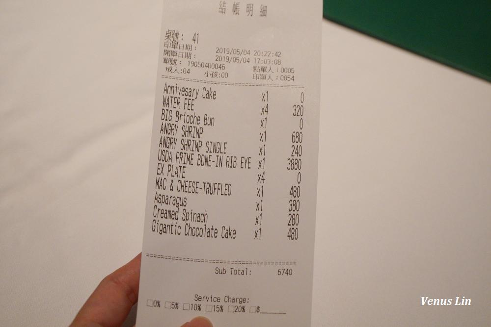 巴菲特牛排,Smith & Wollensky,穿著Prada惡魔裡的牛排店,微風南山美食,微風南山47樓餐廳