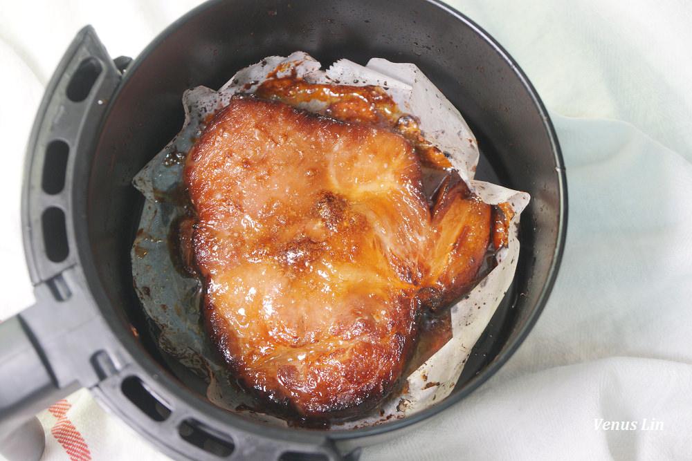 氣炸蜜汁叉燒,蜜汁叉燒食譜,氣炸鍋食譜,李錦記蜜汁烤肉醬