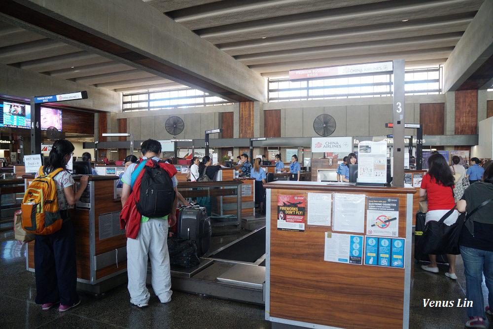 華航直飛夏威夷歐胡島,夏威夷機票,桃園飛歐胡島,夏威夷華航貴賓室,飛夏威夷飛機餐