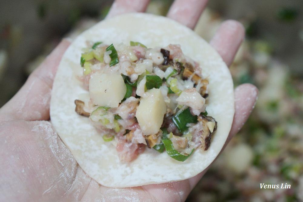綠竹筍豬肉水餃食譜,竹筍水餃食譜,竹筍水餃比例