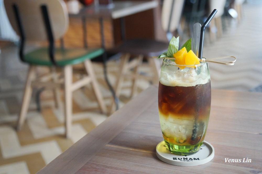 峴港咖啡館|RuNam Bistro(蜻蜓咖啡),華麗風網美咖啡館