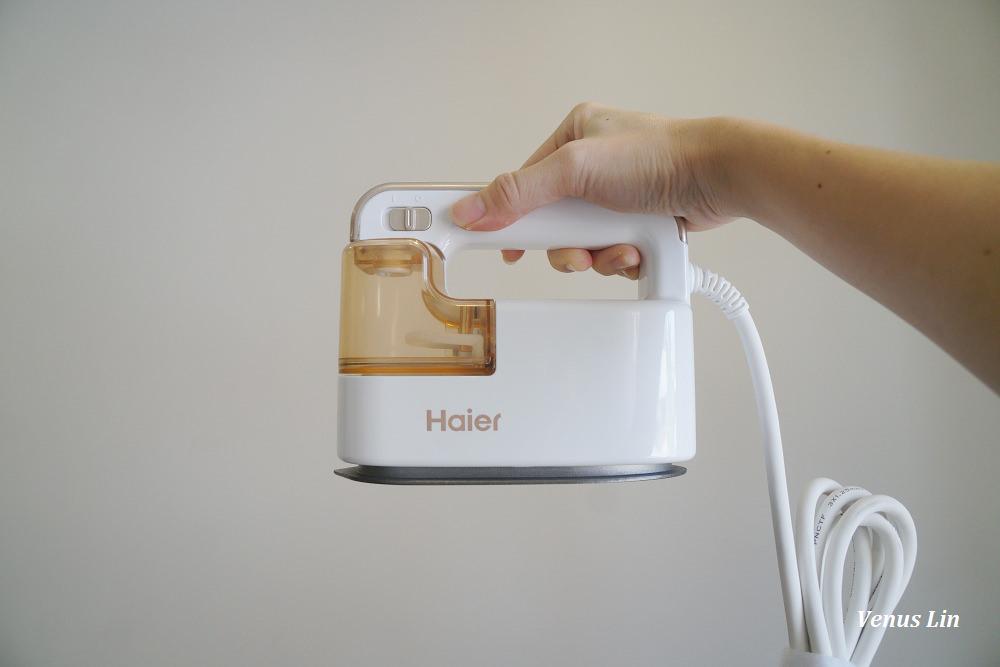 海爾蒸氣掛燙2in1電熨斗,海爾蒸氣熨斗,海爾掛燙熨斗二合一,迷你熨斗,Haier