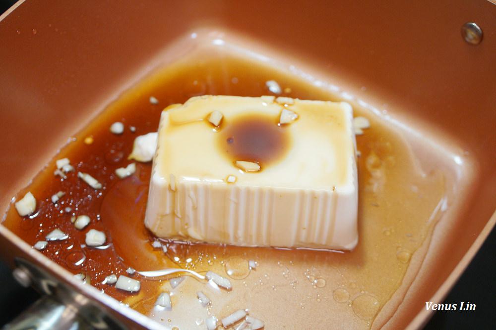 紅燒豆腐食譜,紅燒豆腐,有機嫩豆腐,黑龍醬油,傳貴有機嫩豆腐
