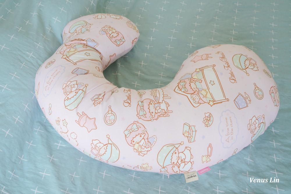 Hugsie,孕婦枕,月亮枕,孕婦枕推薦,月亮枕推薦,寶寶安撫枕