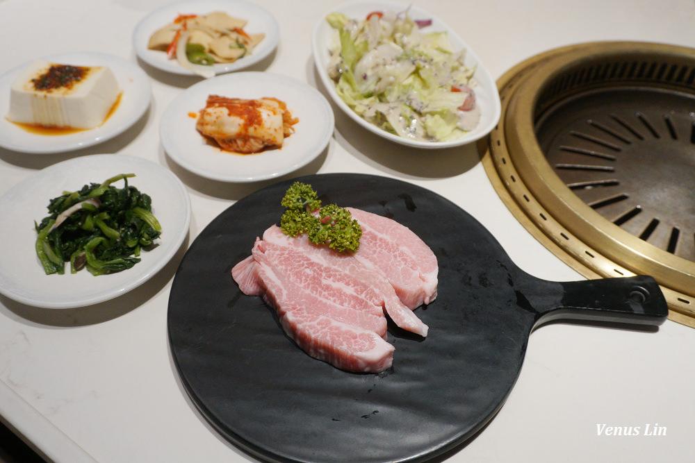 Maple Tree House 楓樹韓國烤肉,商業午餐超划算,隋棠老公投資的韓式烤肉店