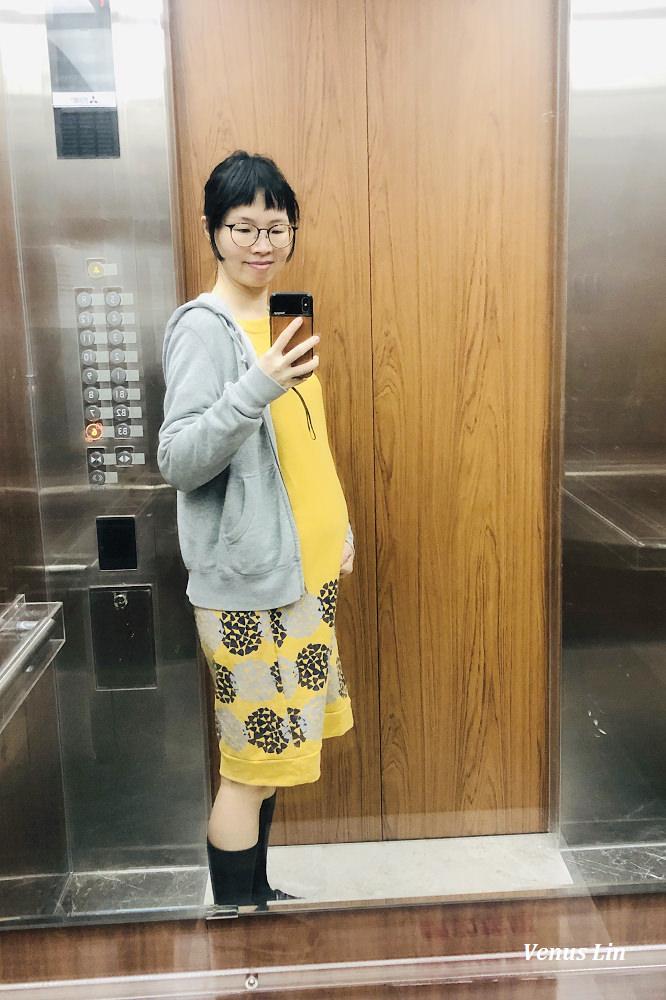 懷孕喝糖水,妊娠糖尿病沒過關,25週產檢,禾馨懷寧,蘇怡寧產檢,27週試孕婦寫真禮服,小古團隊孕婦寫真,Mr.gentle,文雅先生男仕西服