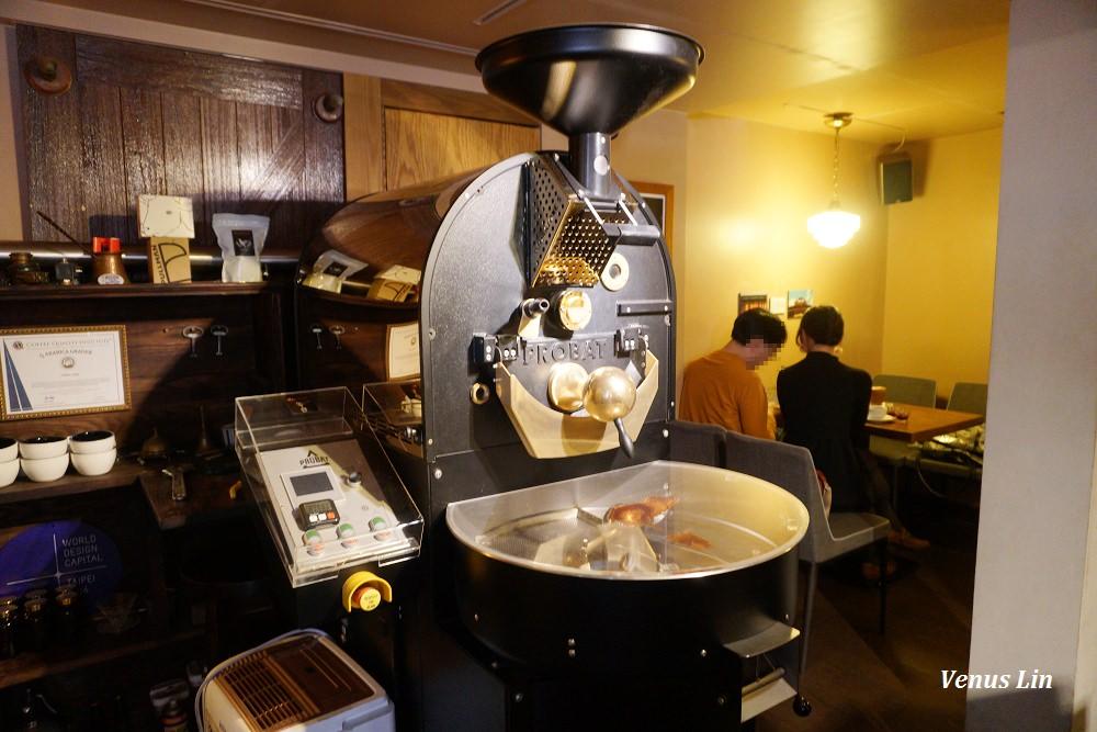 RUFOUS COFFEE,2019年亞洲50家最棒咖啡廳,捷運科技大樓站咖啡館,台北咖啡館推薦