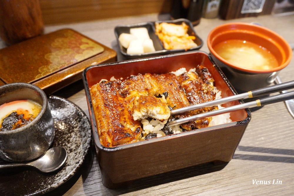 劍持屋鰻魚飯,新光三越信義A4店,完全無刺的鰻魚飯