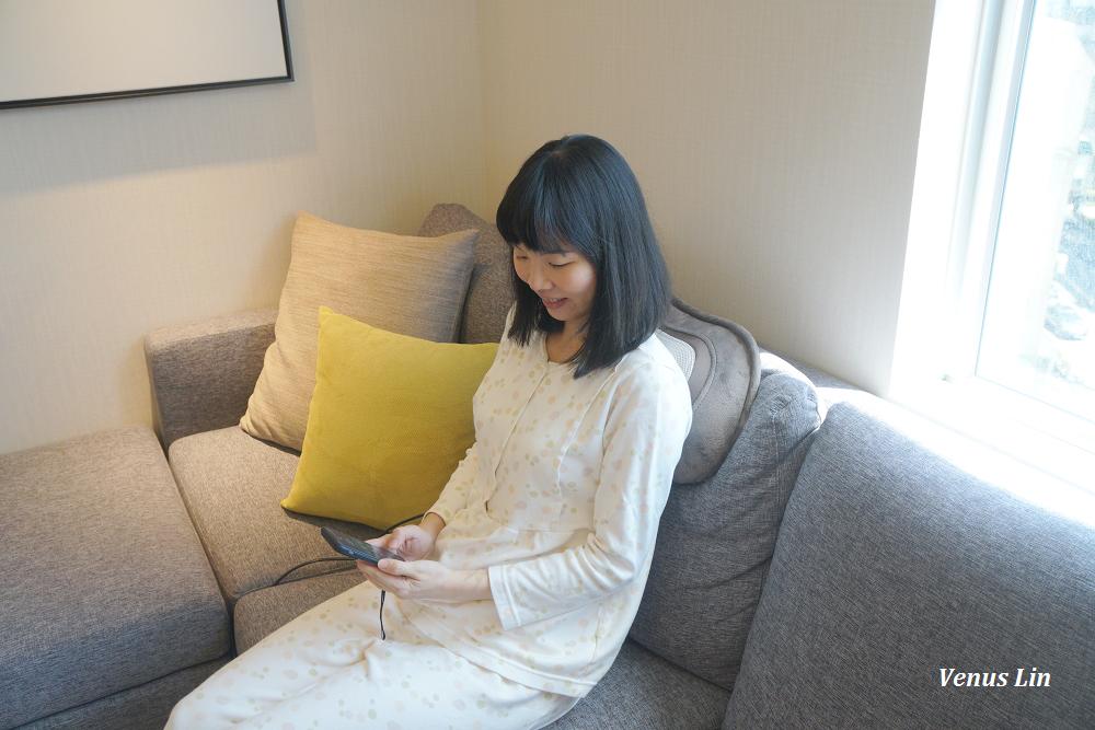 美國HOMEDICS 3D指壓按摩枕,仿手感揉捏指壓,肩頸腰腿都適用(2020.7.30~8.5限時團購)