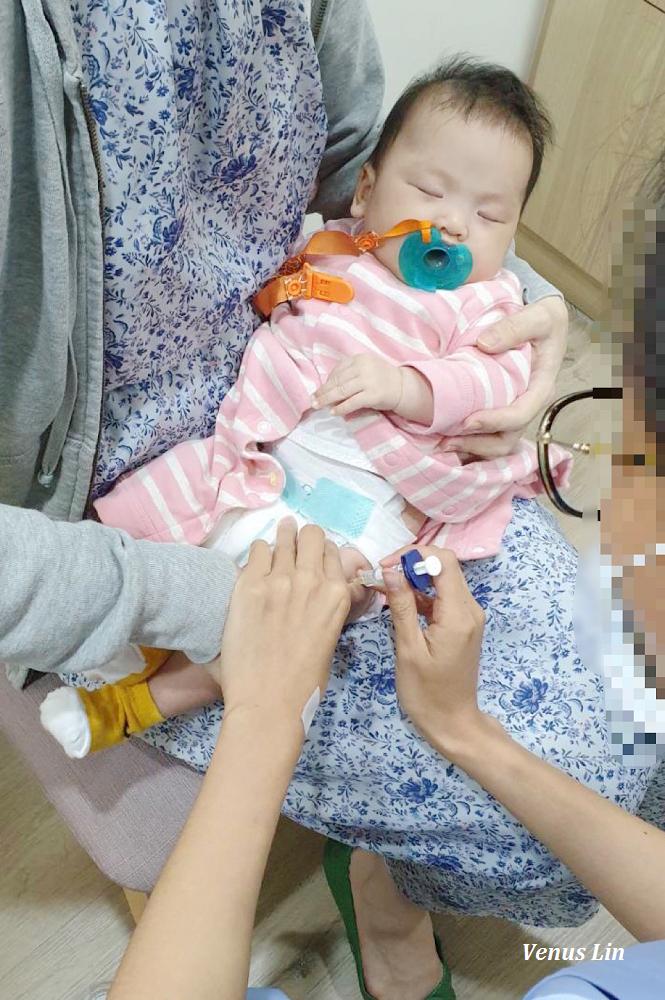 口服輪狀病毒怎麼選,口服輪狀病毒三劑,新生兒兩個月預防針,新生兒心臟超音波,禾馨小懷寧,許瑞育醫生