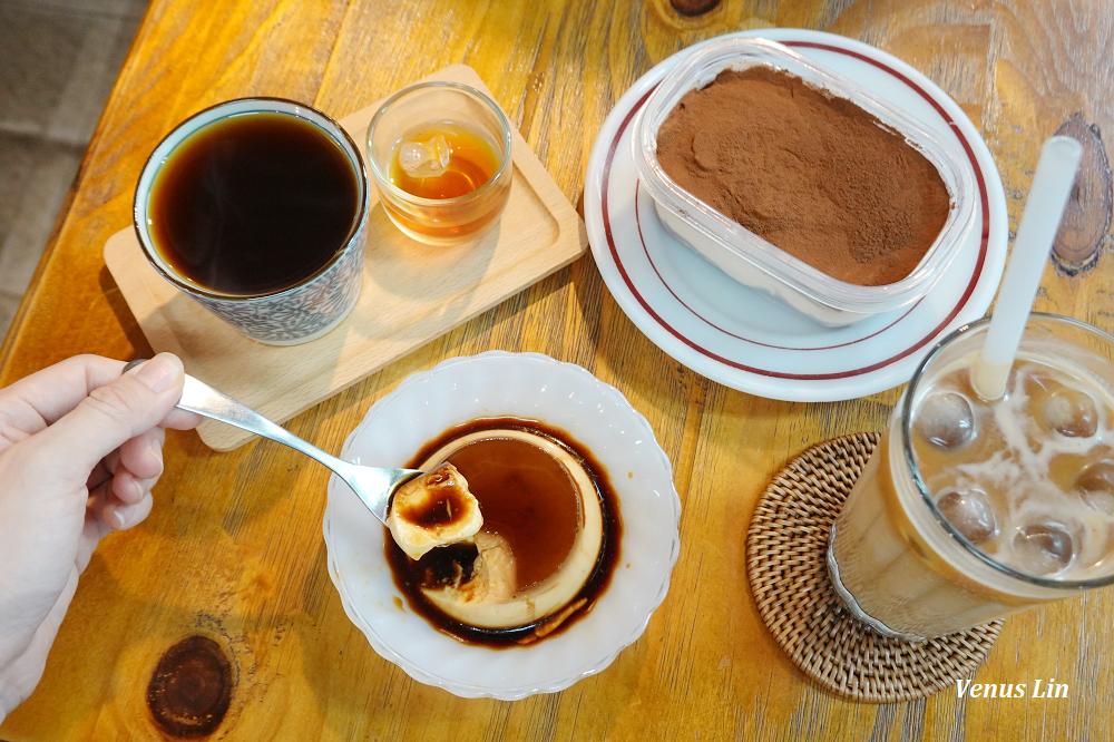 多好咖啡店Anygood Coffee,隱身在基隆仁愛市場的文青小咖啡館