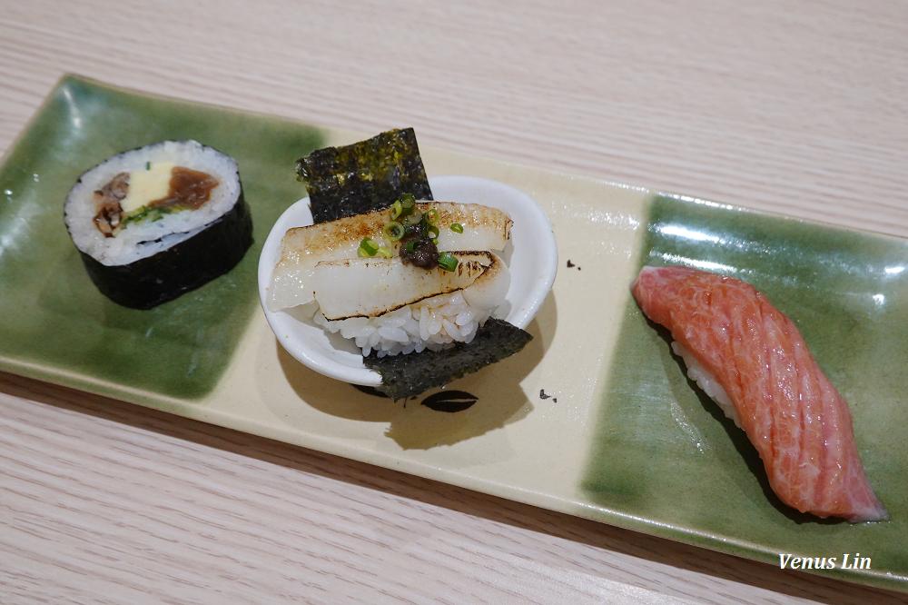 鮨一路壽司,新竹友人的私房愛店,午間套餐好超值,近新竹高鐵站
