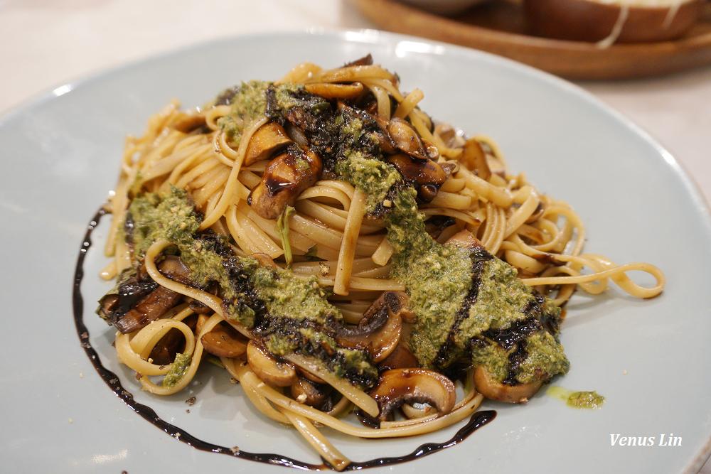 信義區素食餐廳,新光三越A4美食,素食餐廳推薦,HERBIVORE,草食動物