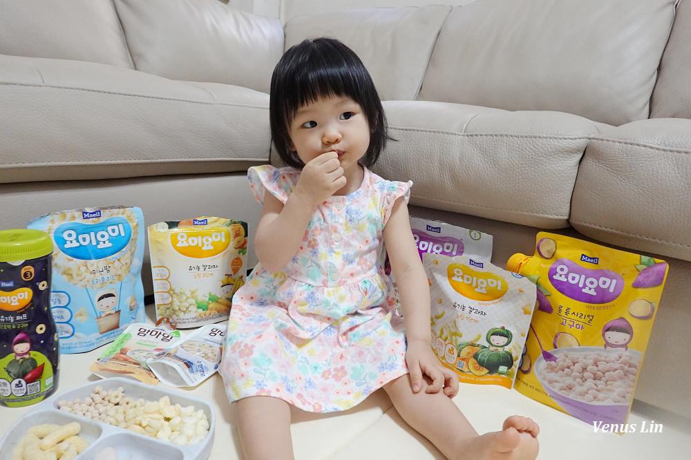 韓國每日乳業友咪友咪有機米餅、玉米脆、泡芙、穀物脆營養麥片、米粥