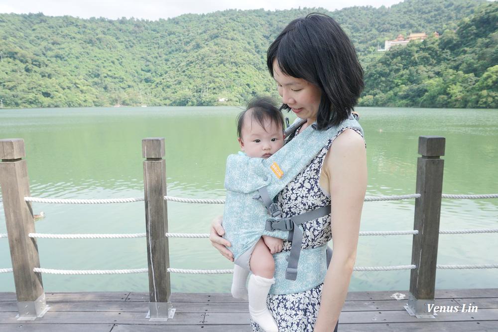BECO雙子星經典款,最美嬰兒背⼱,在家育兒跟外出的好幫手