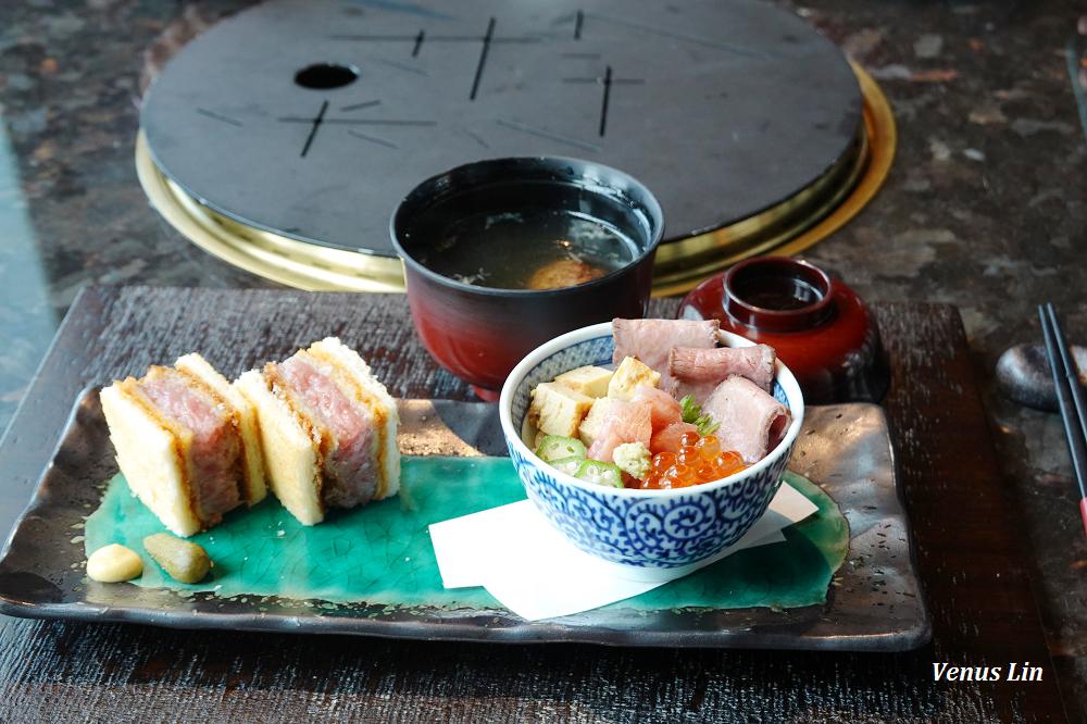 和牛47,頂級的和牛燒肉x日式懷石料理,商業午餐很超值