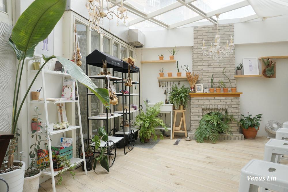 Bonica Cafe,白色玻璃屋咖啡館,網美的愛,不限時/免費wifi/尿布台/母嬰友善/寵物友善