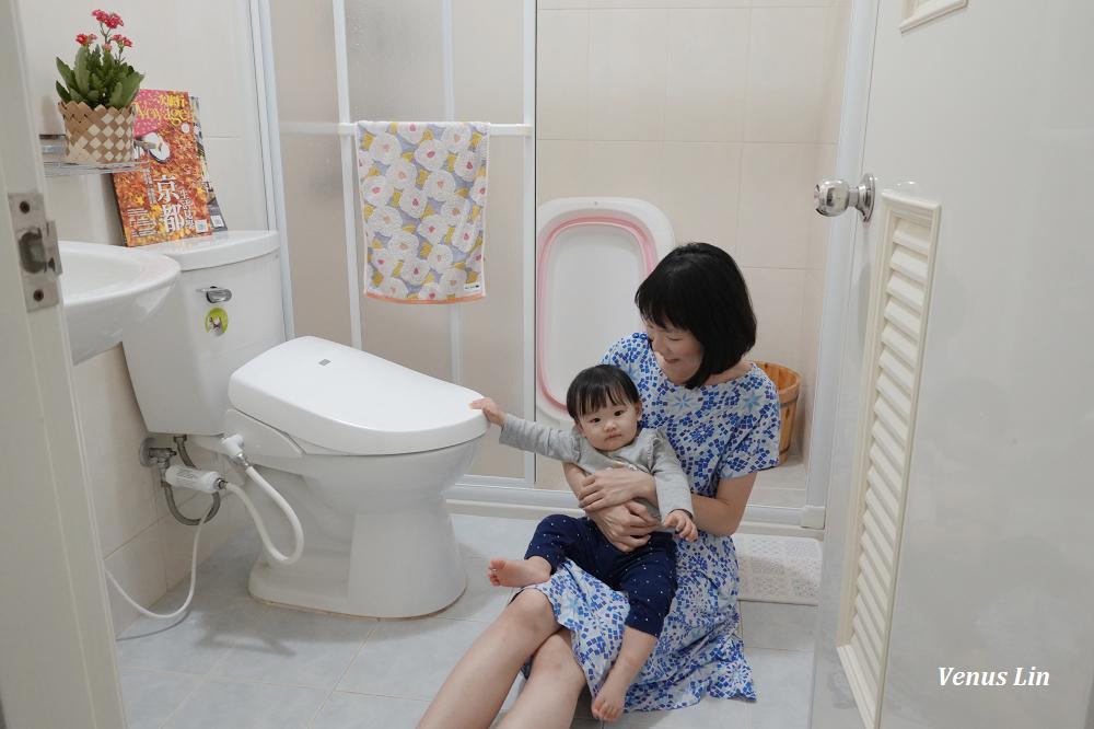 全家淨全機防水免治馬桶,10分鐘就幫廁所升級!輕鬆擁有舒適的如廁時光!