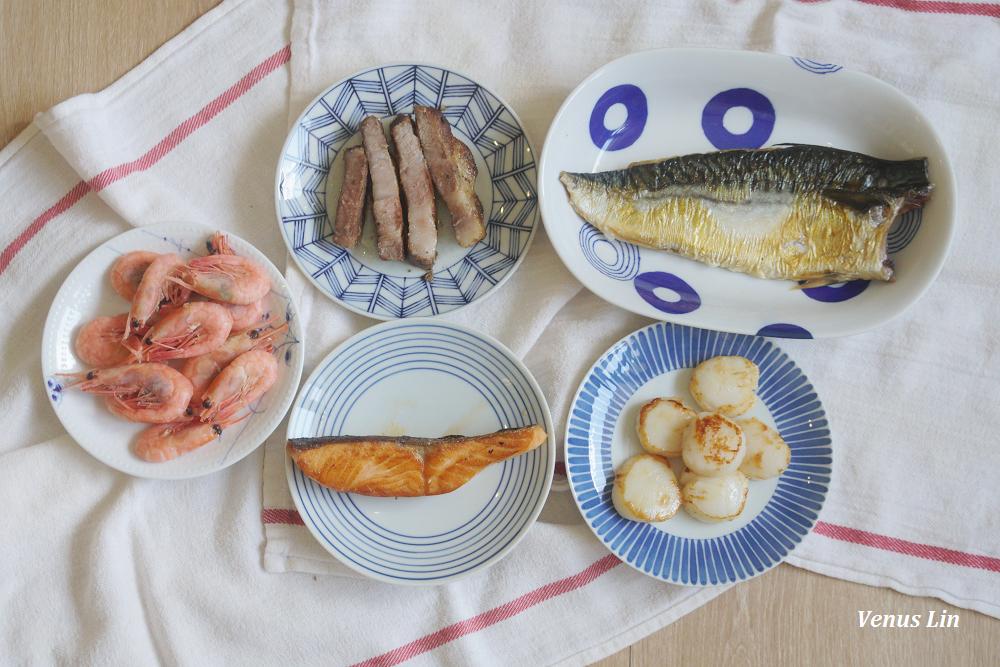 西班牙伊比利豬、北極甜蝦、澳洲野生雪白干貝、智利鮭魚菲力、挪威超大size薄鹽鯖魚(2020.9.14~9.20限時團購)