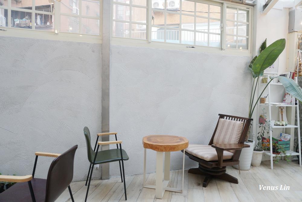 Bonica Cafe,信義安和咖啡館,母嬰友善咖啡館,白色玻璃屋咖啡館,捷運信義安和站