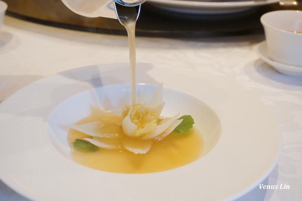 西華飯店怡園中餐廳宮廷料理、純手工廣式月餅