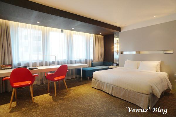 【香港飯店推薦】彌敦酒店 Nathan Hotel – 新穎時尚簡約的Smart Room房型@地鐵佐敦站步行3分鐘